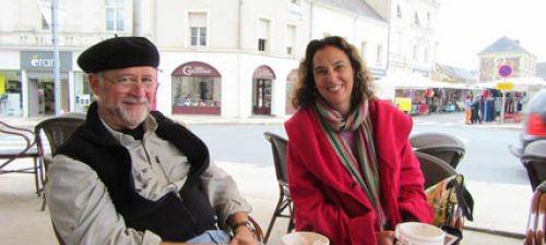 John Yewell and Mimi Herman of Writeaways