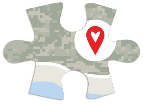 Surviving Deployment heart location markers cover reveal Karen Pavlicin-Fragnito