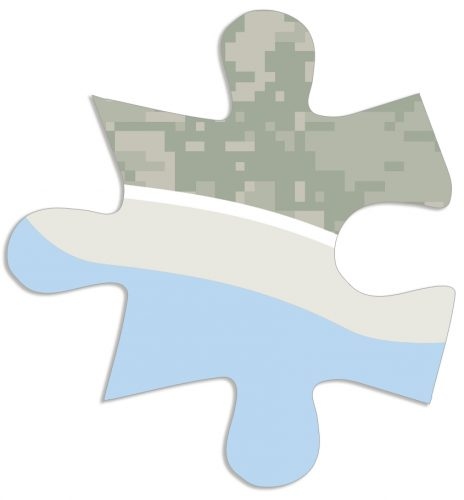 Camouflage map Surviving Deployment cover reveal Karen Pavlicin-Fragnito