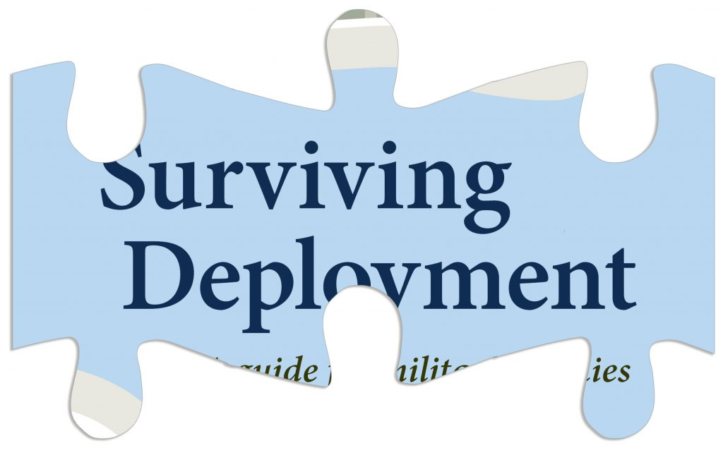 Surviving Deployment by Karen Pavlicin-Fragnito cover reveal