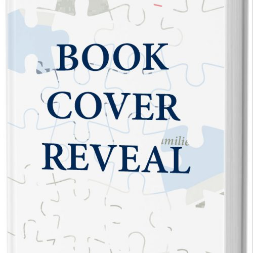 Book Cover Reveal tips