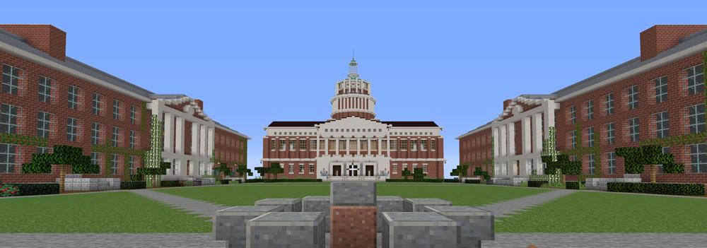 In-progress Virtual UR in Minecraft